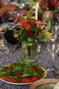 anniversary table setting