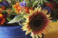 farm flower boquet