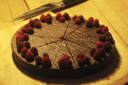muriel's flourless chocolate tort