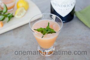 gin cantaloupe recipe