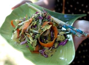 raw padthai