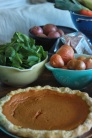 pie and other fixins